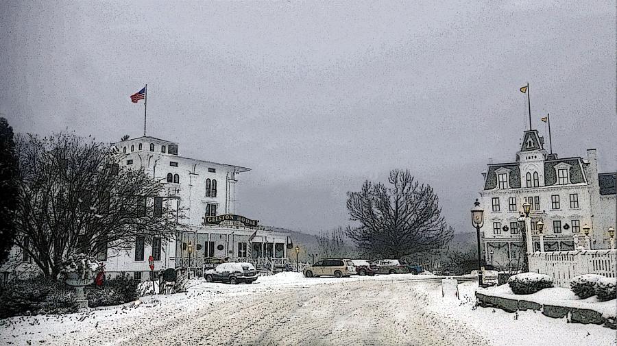 East Haddam Snow