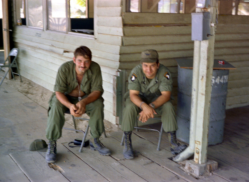 VietNam 1971, waiting assignment ,