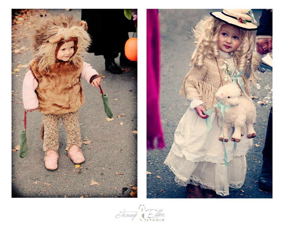 little bo peep & little lion