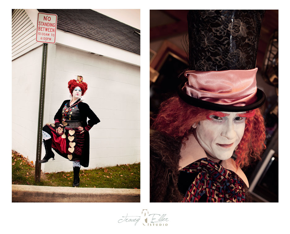 queen & hatter