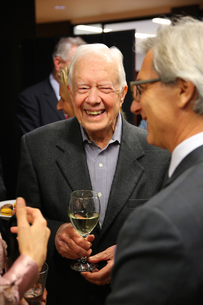 39th President of the United States of America, Jimmy Carter.