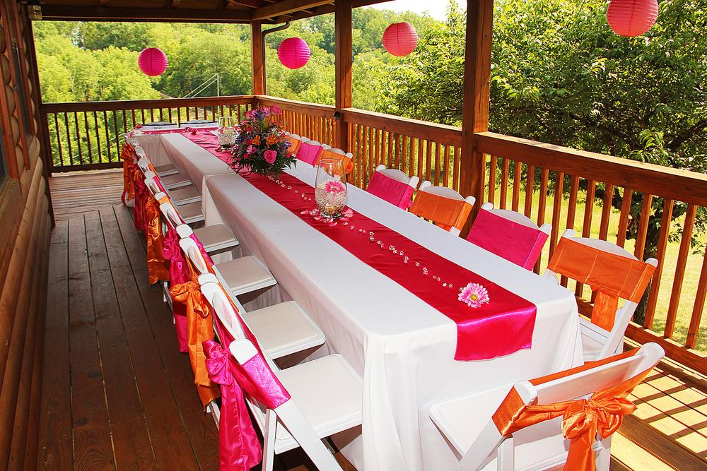 Wedding & Reception | Destination Events in the Smokies ...