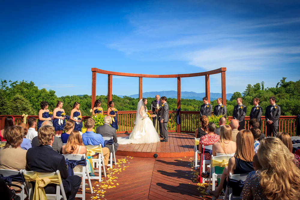 Mountain Wedding Venues: Flower Mountain Weddings & Receptions