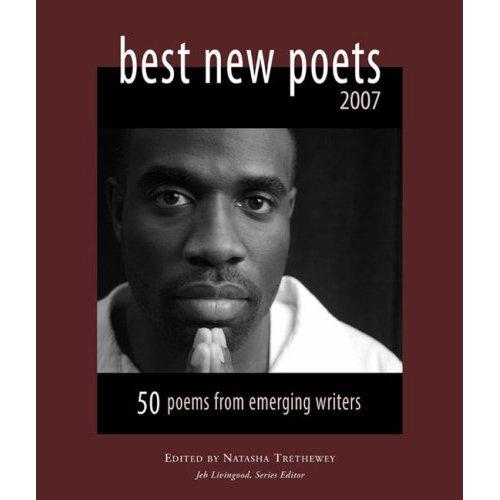 Best New Poets 2007 Guest EditorNatasha Trethewey