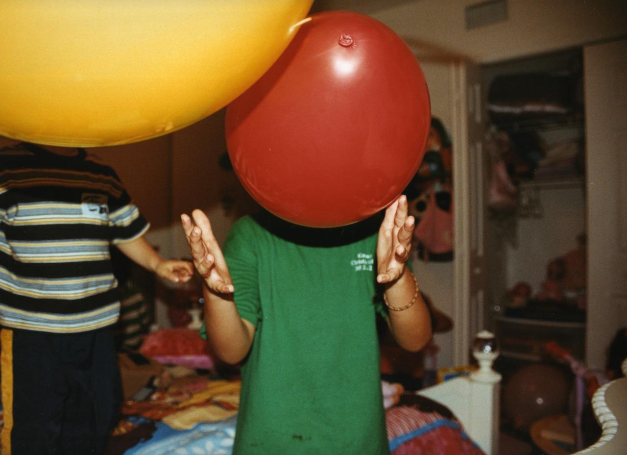 """Balloons""   By: Camila Bernal"