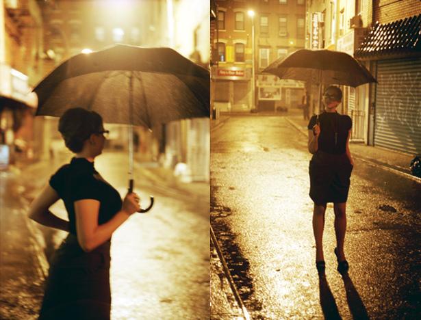 GPOYW - Rainy night at Apotheke by Jamie Beck