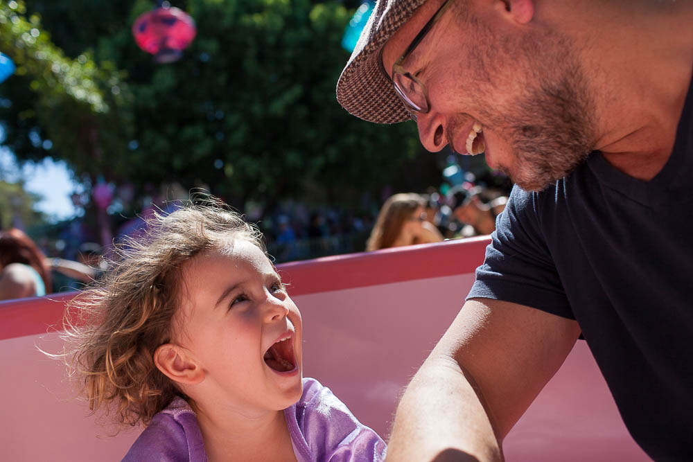 Teacups with Papa