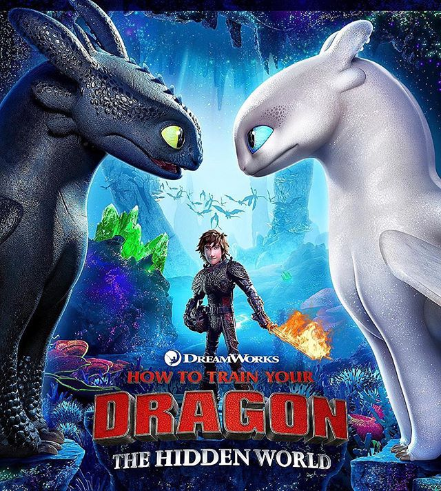 So excited for the world to see this movie!  Very proud of my contributions to this wonderful film and even more so proud of the efforts of so many amazing artists!  #howtotrainyourdragon3 #dreamworksanimation