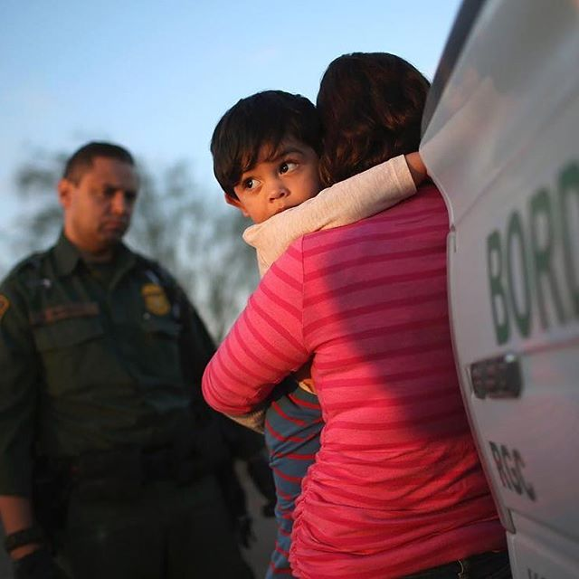 "Feeling sick to my stomach as the number of children separated from parents grows. 2300 and growing! Call your representatives and donate to either ACLU or ActBlue which divides your contribution evenly between 14 organizations (including ACLU) that are working to protect migrant children from being separated from their families at the border.. As an immigrant myself this is so upsetting. . ""I am an attorney who represents immigrants through the Florence Project, and my clients have come to this country to claim asylum because they were kidnapped and sold into sexual slavery (and escaped), abused and threatened with murder for political reasons. Unlike myself, they do not read the NY Times on a daily basis and do not know up-to-the-minute policy decisions made by our federal government and therefore do not know that children can be ripped away from them if they come here; they only know that they will die if they stay in their home country, and that America is a place where they respect human and civil rights. If you met any one of them, saw their scars (literally) and heard their stories, I'm almost certain you would see it differently."" — an immigration attorney"