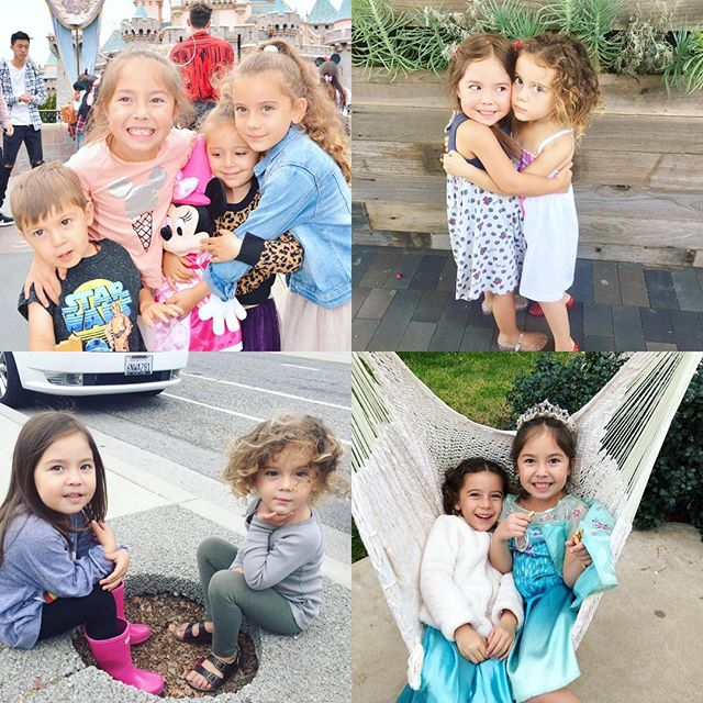 Happy 6th Birthday to a very special, brave, beautiful, thoughtful girl who Naomi calls her BFF! Riley, we love you so much and cherish your beautiful friendship with Naomi 💗💗💗 #bestiesforlife #lovethem #naomiandriley