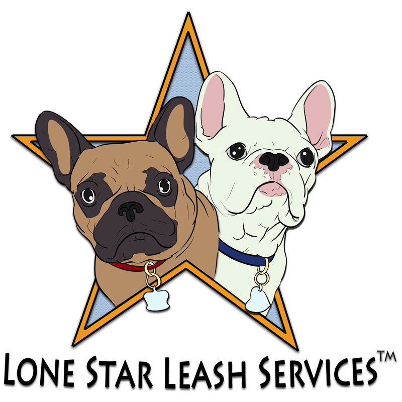 Lone star leash services pet sitting dog walking for for Professional dog walker rates