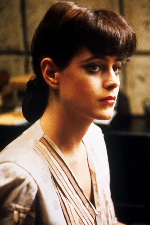 harrisonfords :     Sean Young, Blade Runner (1982)