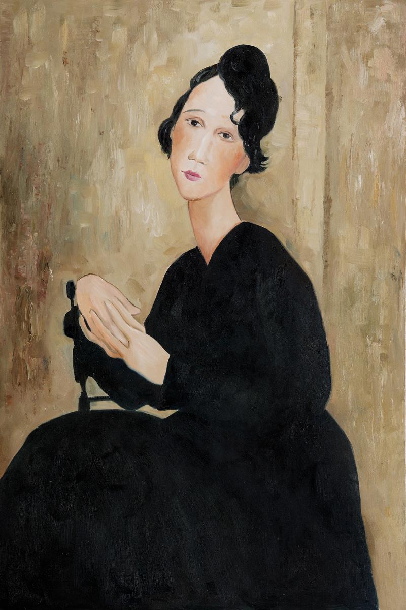 styleessentials :      Madame Hayden    1918   Amedeo Modigliani
