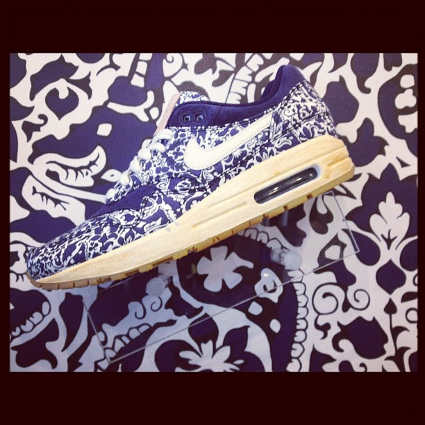 saintalfred :     Nike WMNS Air Max 1 (Taken with  instagram )