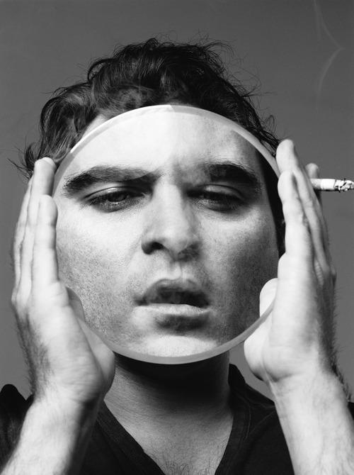 bohemea :     Joaquin Phoenix by Mark Abrahams