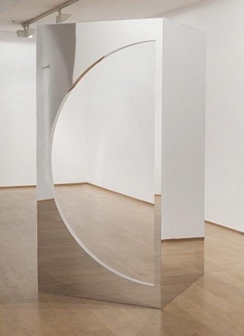 efedra :     Geometric Mirrors II by Jeppe Hein