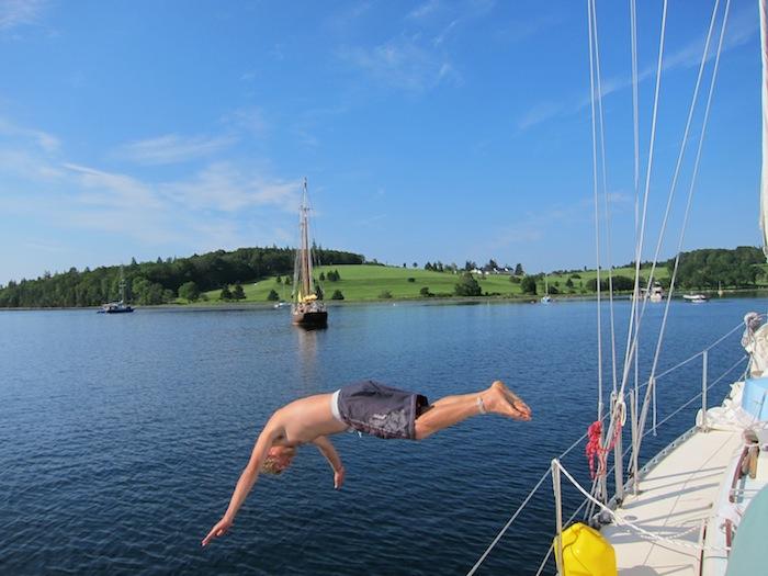 Lunenburg, Nova Scotia July 2011