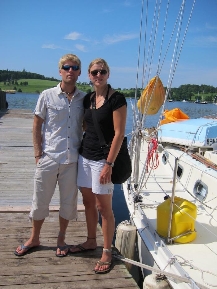 Lunenburg, Nova Scotia - July 2011