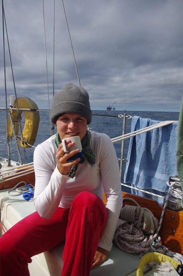 North Sea - Aug 2012