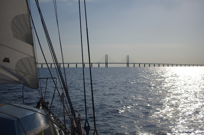 Malmö to Visby - Aug 2012