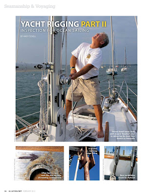 February 2012: Yacht Rigging, Part 2