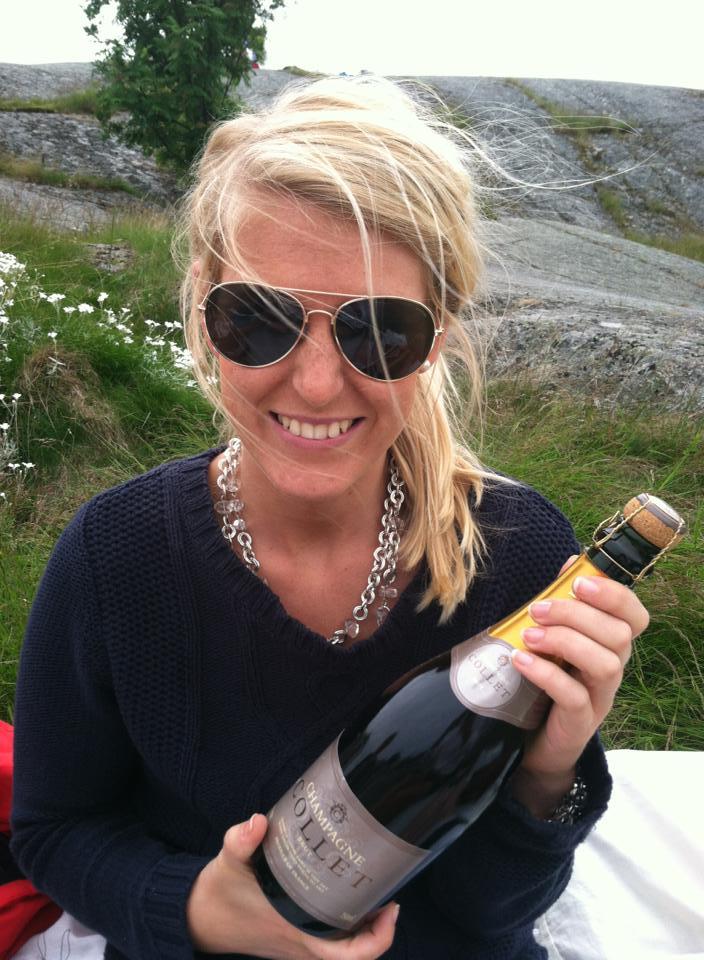 Fin champagne dagen till ära!
