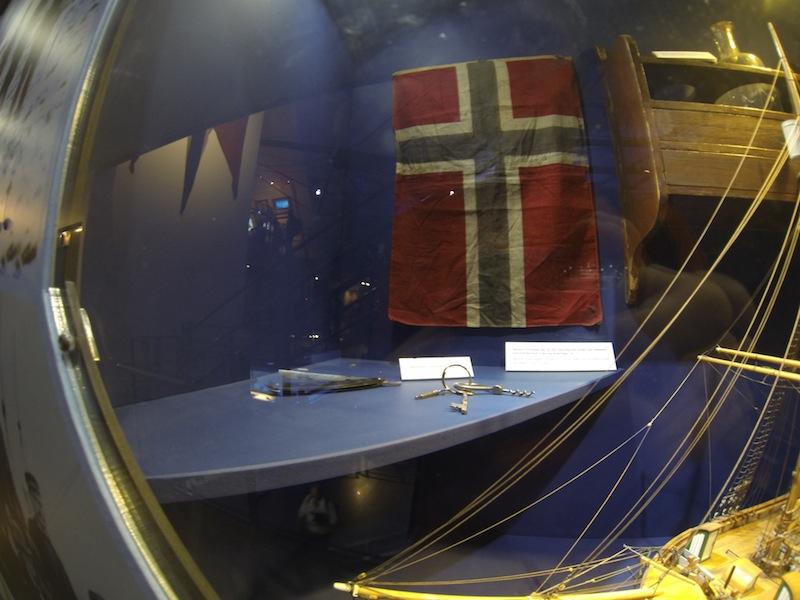 Amundsen's razor