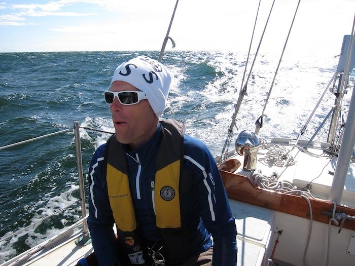 Härlig segling över Ålands Hav