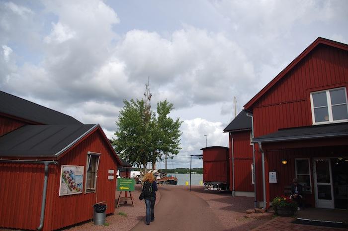 Sjökvarteren i Mariehamn