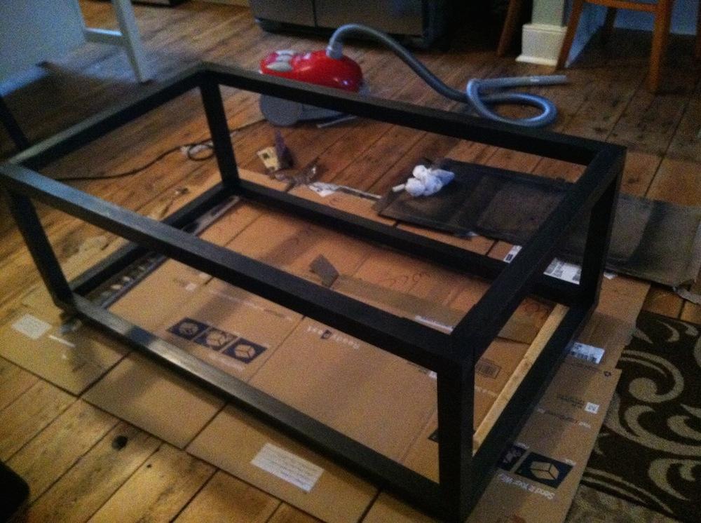 Bygga soffbord! — 59 North, Ltd.