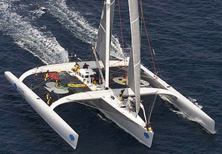 59º North Sailing // Podcast Preview: Trimaran Geronimo