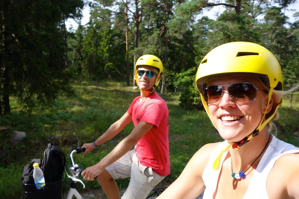 Cykeltur på Gotland