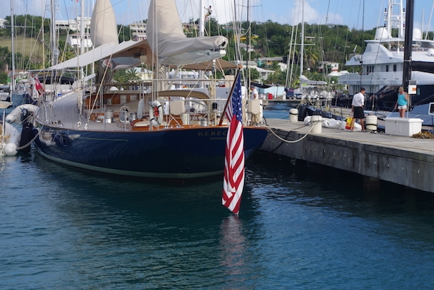 'Rebecca,' the most beautiful ketch of all?