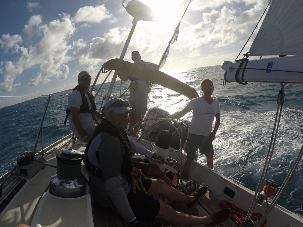 Awesome sailing in the RORC Caribbean 600