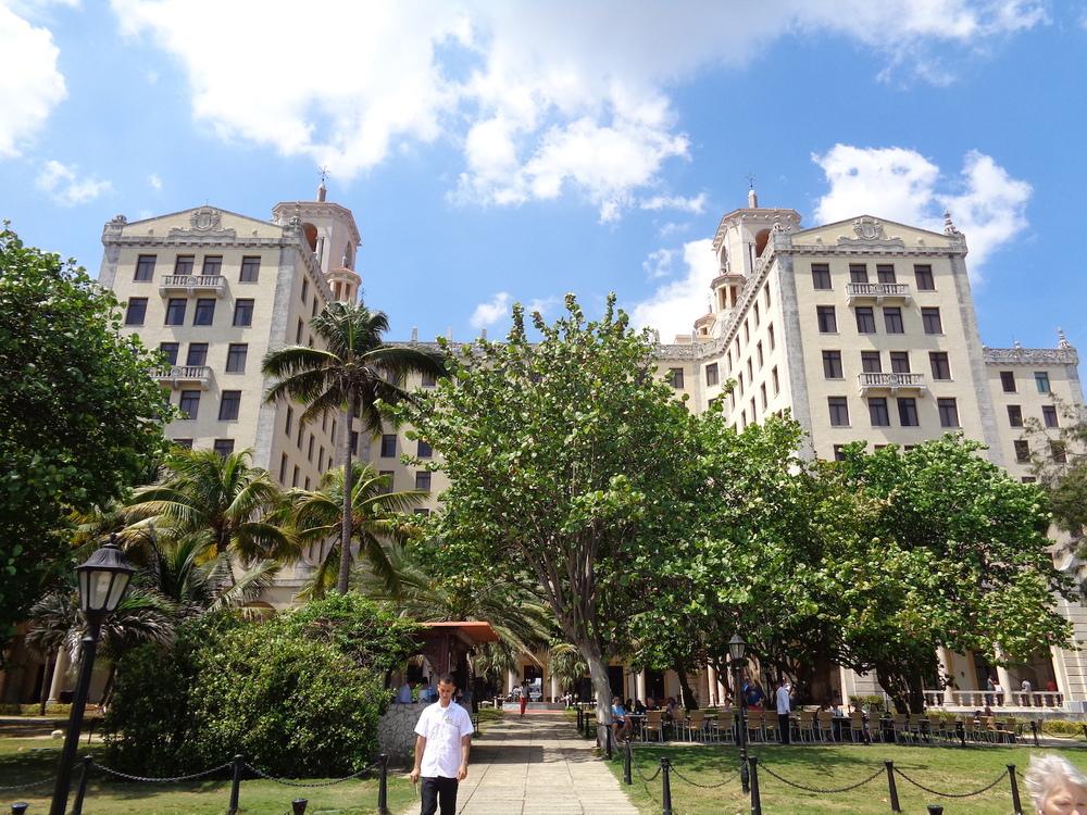 Hotel Nacional, former HQ of Castro's Revolution