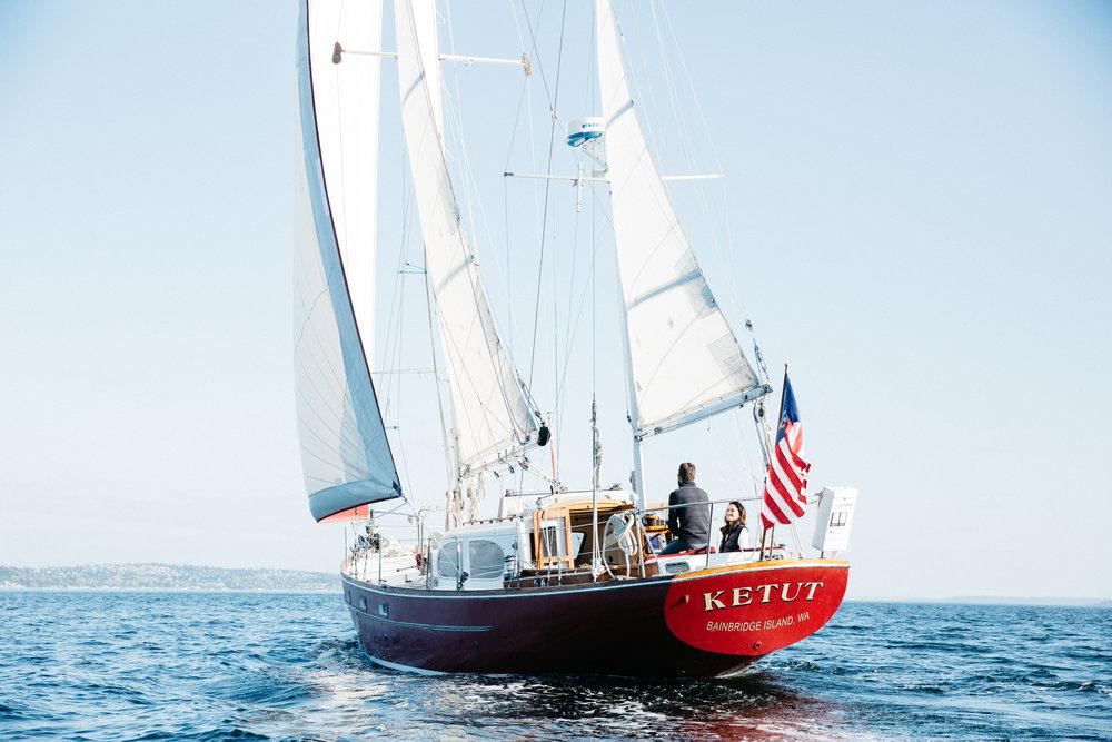 Ketut Sailing