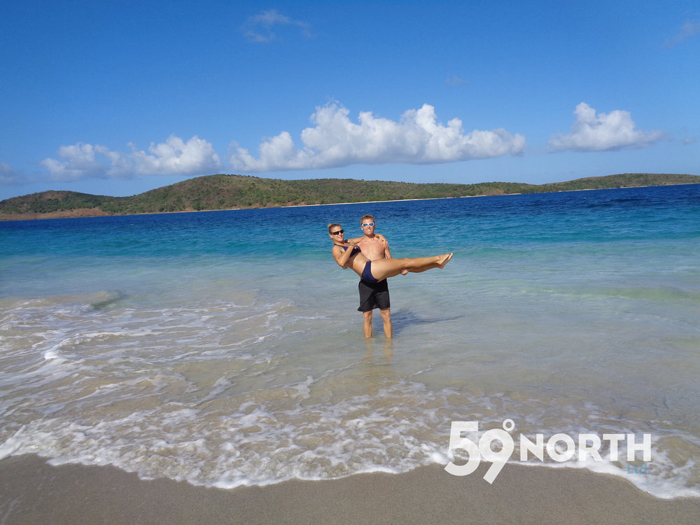 Culebra is one of our new favorite places! jan 2016