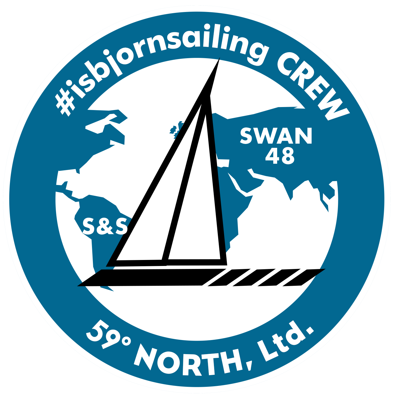 59 North Sailing