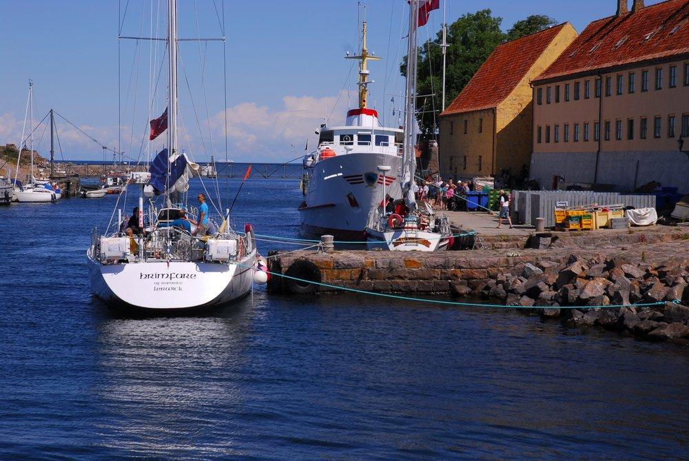 Hrimfare at Christiansö