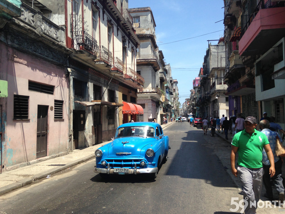 '16 Cuba Expedition