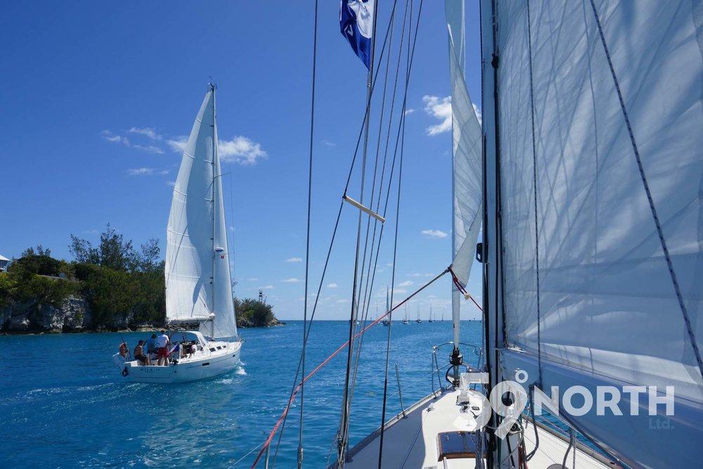 '17 Bermuda departure