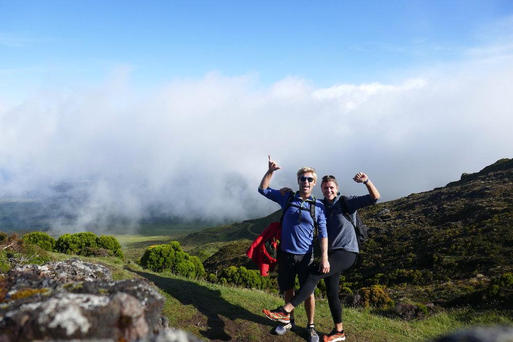 Pico hike! Summer 2017