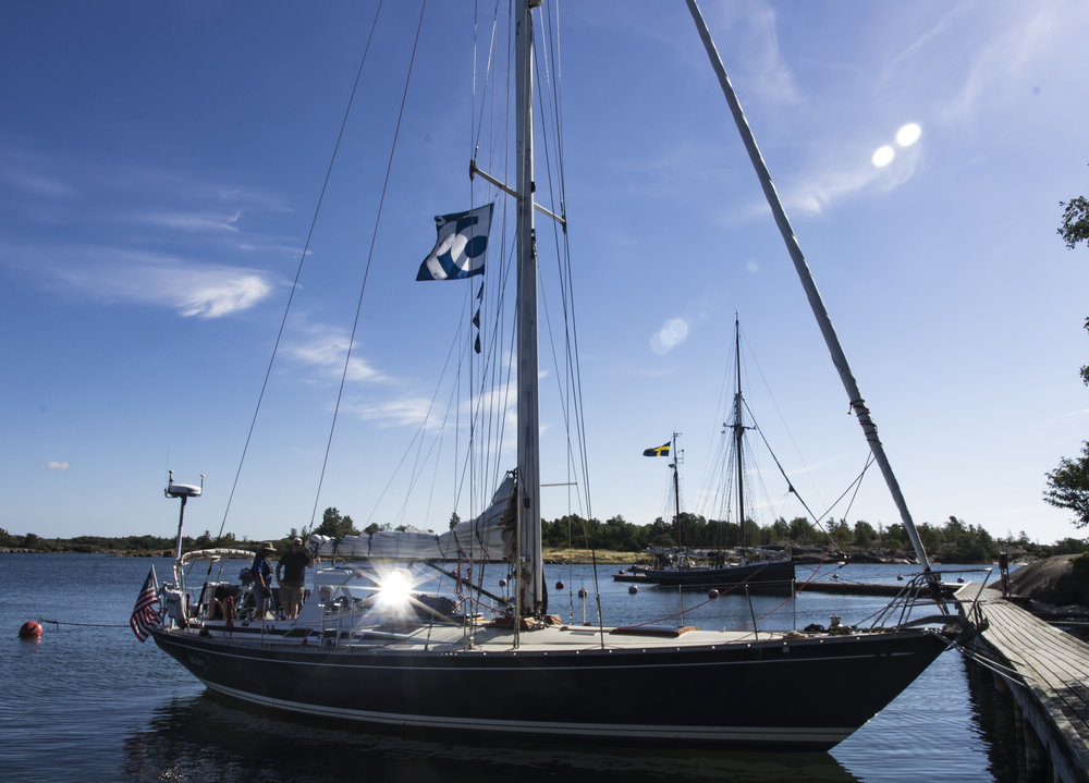 Rödhamn, Åland // Aug 2017