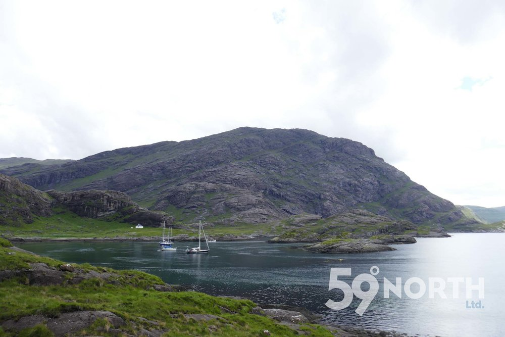 Loch Scavaig! Leg 8, 2017: Sweden to Scotland 59-north.com