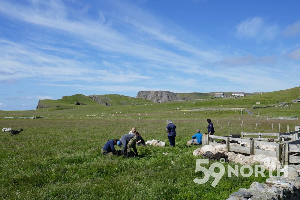 Fair Isle! Leg 8, 2017: Sweden to Scotland 59-north.com