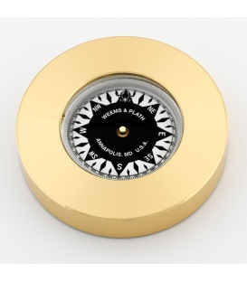 Brass Compass Chart Weight