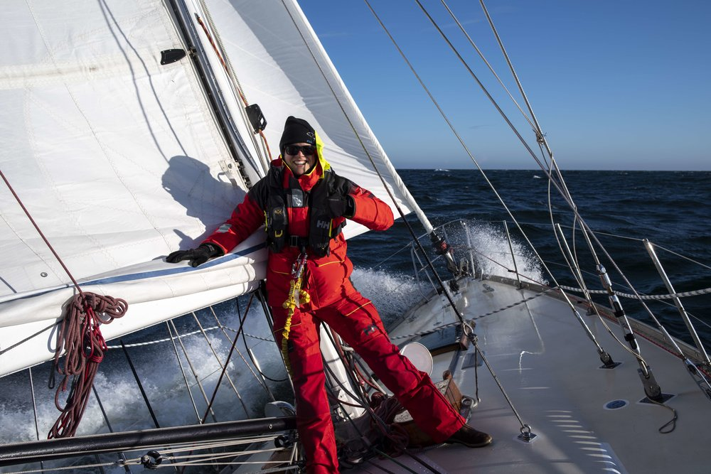 "Offshore Sailing Adventures   ""Sharing the wisdom of the high seas, with those wise enough to seek it out."""
