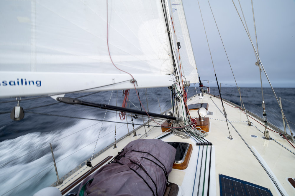 Offshore Sailing Adventures   Sweden-Orkney '18 // North Sea