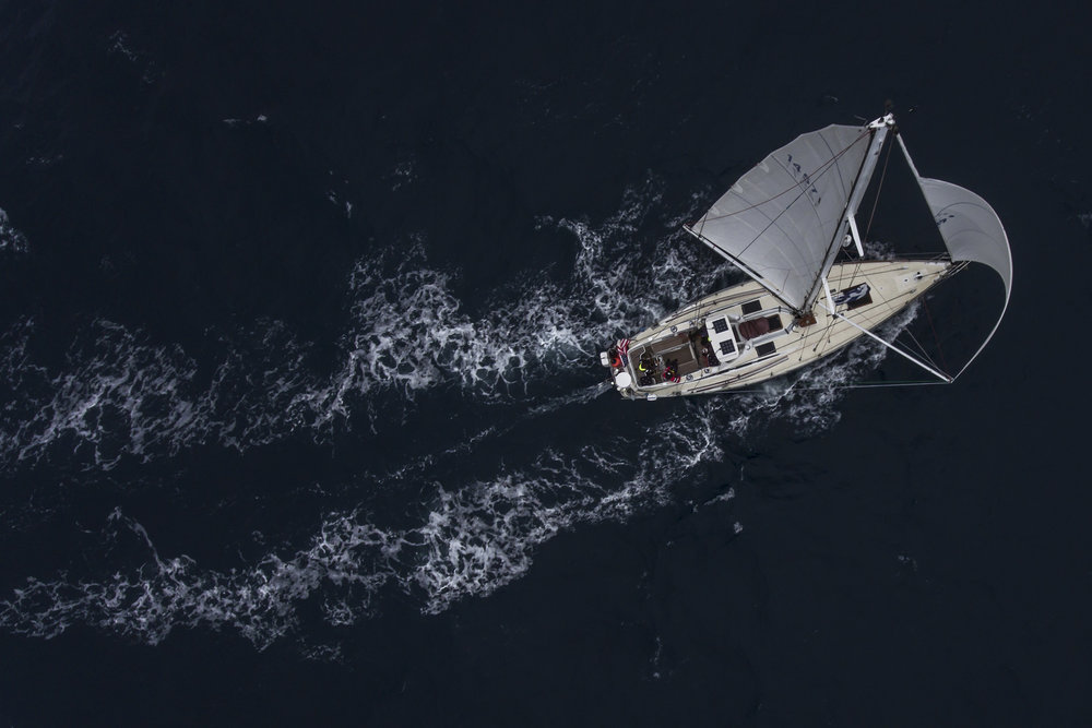 "Offshore Sailing Adventures   ""Sharing the wisdom of the high seas with those wise enough to seek it out."""