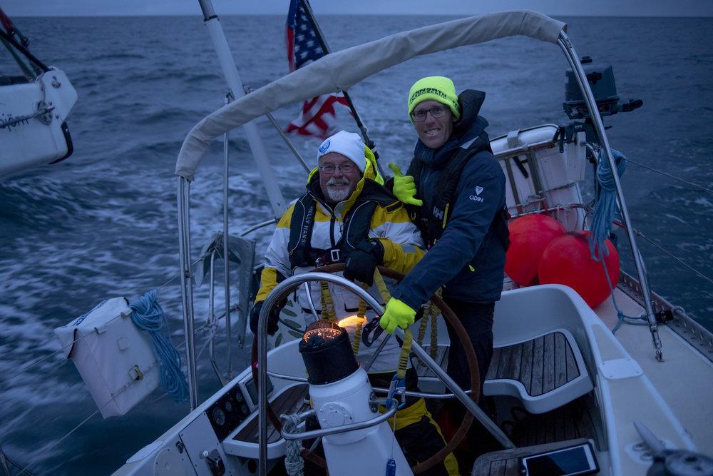 Offshore Sailing Adventures   Iceland '18 // Offshore Reykjavik